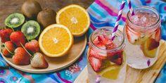 Recepty na domácí limonády: Zkuste jahodovou, zázvorovou nebo s mátou