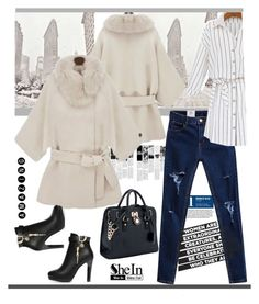 """""""shein 5"""" by amelakafedic ❤ liked on Polyvore featuring mode et Garance Doré"""