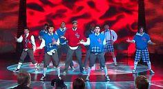 [HD] Justice Crew (Dance Troupe) Act  3 FINAL [ Australia's Got Talent ]