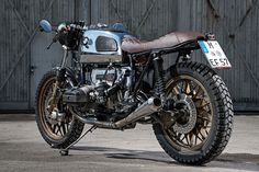 This BMW R100S Motorcycle Is A Subtly Sexy Tourer - Petrolicious