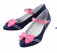"""Crunchyroll - Stay Chic in These Fashionable """"Sailor Moon"""" Pumps"""