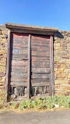 Door in Kampos village, Chios island, central Aegean sea, Greece Chios Greece, Greek, Sea, Doors, Island, Memories, Memoirs, Souvenirs, The Ocean