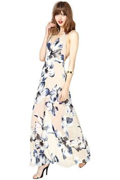 Islander Maxi Dress