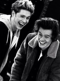Here's a picture of our husbands to bright up your day :) @karalovesharrys