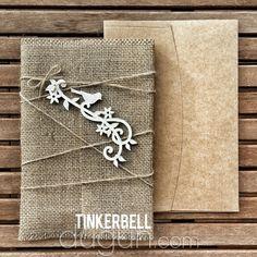 Tinkerbell - İstanbul Düğün Davetiyesi