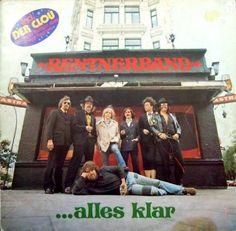 RENTNERBAND - Alles Klar *REP44265* 1974 LP