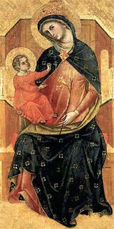 Masolino da Panicale (Tommaso di Cristoforo Fini),   Valdarno, Umbría, Italia, 1383-1440.