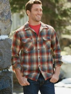 FITTED Pendleton BOARD SHIRT