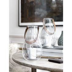 Design with Light Lantern 29,3 cm, blankt glass -liker denne serien
