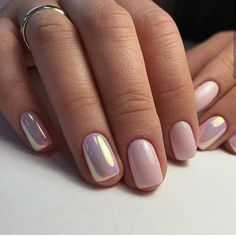 Sometimes, even the simple pink nails will make your outfits pop out and you feel unique. Here are some of the best pink nails that you can do today! Classy Nail Art, Classy Nail Designs, Simple Nail Art Designs, Best Nail Art Designs, Colorful Nail Designs, Pink Nails, My Nails, Yellow Nails, Glitter Nails