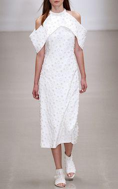 Osman Spring/Summer 2015 Trunkshow Look 16 on Moda Operandi