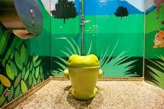 Children's toilet, Tel Aviv-Jaffa, 2011 - Yaron Tal