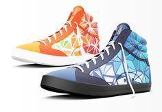 дизайн логотипа, фирменный стиль, айдентика, дизайн корпоративной спортивной обуви