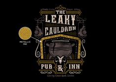 Oldest Pub In London T-Shirt - Harry Potter T-Shirt is $12 today at TeeFury!
