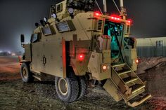 MaxxPro Plus MRAP by D.Reardon, via Flickr