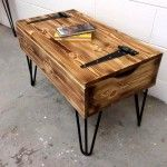 Pallet Coffee Table with Hair Pin Legs Cute Home Decor, Home Decor Signs, Fall Home Decor, Vintage Home Decor, Home Decor Items, Cheap Home Decor, Home Decor Websites, Home Decor Online, Home Decor Store