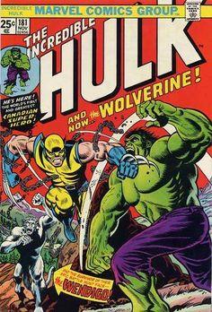 Hulk 181 Comic Book Series Photo U1
