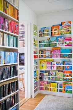 Image result for bookshelf front facing nz kids
