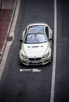 PRIOR-DESIGN PD6XX Widebody Aerodynamic-Kit for BMW 6-Series Gran Coupe [F06/M6] - PRIOR-DESIGN Exclusive Tuning