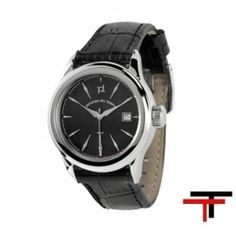Smart Watch, Watches, Leather, Accessories, Black, Fashion, Classic Mens Style, Man Women, Clocks