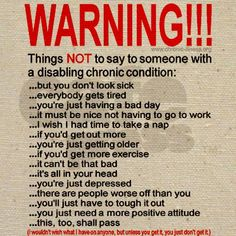 RA Warning