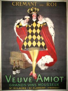 Veuve Amiot poster by Cappiello Leonetto