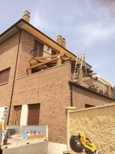En Edan Pérgolas también trabajamos en las alturas... Este es un porche que hemos realizado en una terraza, la cual ahora tendrá más vida que nunca. Todo el proyecto en: http://www.edanpergolas.com/nuestros-trabajos/un-porche-para-tu-terraza-39.html
