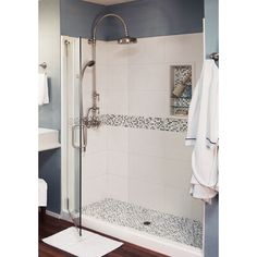 American Bath Factory Laguna Solid Surface Wall Stone Composite ...