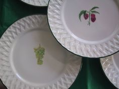 fruits Fragile, Pie Dish, Creations, Dishes, Fruit, Kitchen, Cooking, Tablewares, Flatware