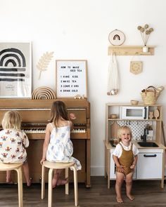 Pin By Summer Plentz On Future Kids Kids Bedroom Playroom Piano, Nursery Neutral, Home And Deco, Nursery Inspiration, Kid Spaces, Kids Decor, Interiores Design, Kids Bedroom, Teen Bedrooms