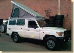 Kwenda Safari - Land Rover Vermietung und Safaris