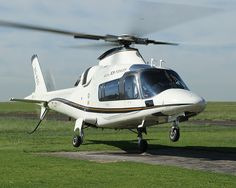 Agusta 109 ZS-RJD FAGM 5 Helicopter
