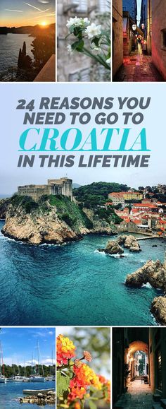24 Reasons Croatia Is The Ultimate Vacation Spot