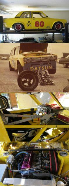 ...IMSA 1969 Datsun 510