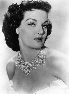 Jane Russell love her 1950's style
