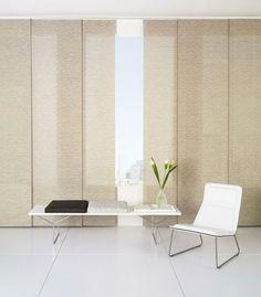 IKEA Sliding Panel Curtains