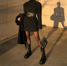 Fashion Mode, Aesthetic Fashion, Look Fashion, Aesthetic Clothes, Korean Fashion, Winter Fashion, Fashion Outfits, Womens Fashion, High Fashion