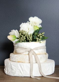 Cheese wedding cake?
