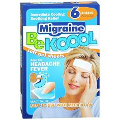 Be Koool Migraine Soft Gel Sheets | Walgreens