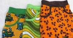 Taskun ompeluohje sivusaumattomiin housuihin.  Housun kaavan muokkaaminen sivusaumattomaksi. Trunks, Gym Shorts Womens, Swimming, Swimwear, Sewing Ideas, Fashion, Drift Wood, Swim, Bathing Suits