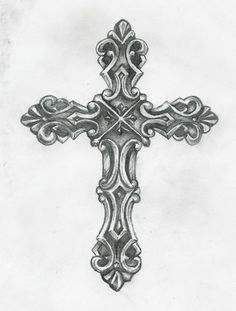 Christian Cross Tattoo Designs | New Tattoos Jijek