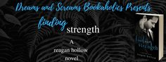 Get Finding Strength Today! New Release    Finding Strength  A Club Dark Novel  by Reagan Hollow  Release Blitz  Mystery Thriller & Suspense    Amazon  Lacey  As if tragedy hasnt already struck her one too many times Lacey finds herself captive in the trunk of a car scared out of her mind.  Already knowing who her captor is Lacey must dig deep and find her strength to not only save her life but the life of the man shes grown to love.  Cory  After finally allowing himself to love again Corys…