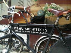 Gehl's ride:  Stadtplaner Jan Gehl über die gesunde Stadt » Zukunft Mobilität