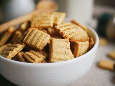 Céréales croustillantes à la cannelle pour le petit-déjeuner {vegan, sain, index glycémique bas} – Be green and food