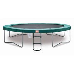 Sécurité et amusement assuré avec ce trampoline résistant BERG TOYS !
