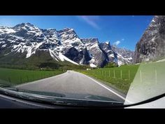 Norway West Coast ROADTRIP [HD GoPro Edit] - YouTube
