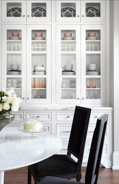 Kitchen Cabinetry. Furniture-like Kitchen Cabinetry. #KitchenCabinetry #Cabinetry #FurniturelikeCabinetry