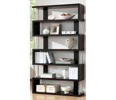 Modern Bookshelf from HauteLook @Luuux