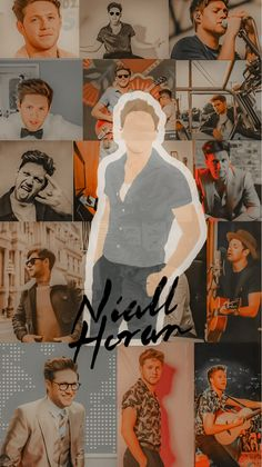 One Direction Collage, One Direction Background, One Direction Posters, One Direction Lockscreen, One Direction Images, One Direction Wallpaper, Harry Styles Wallpaper, One Direction Niall, Niall Horan Baby