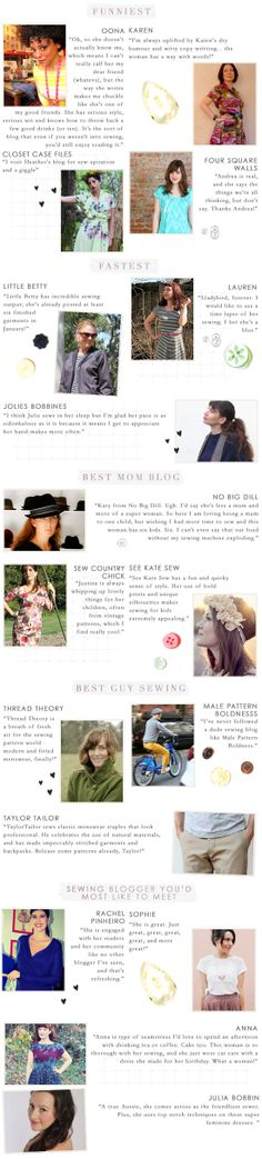 sewing blogs, best of, part 2